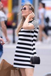 Joanna Krupa in Summer Mini Dress 05/27/2019