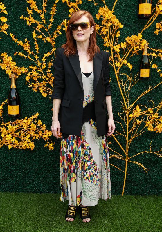 Julianne Moore - 2019 Veuve Clicquot Polo Classic in NY