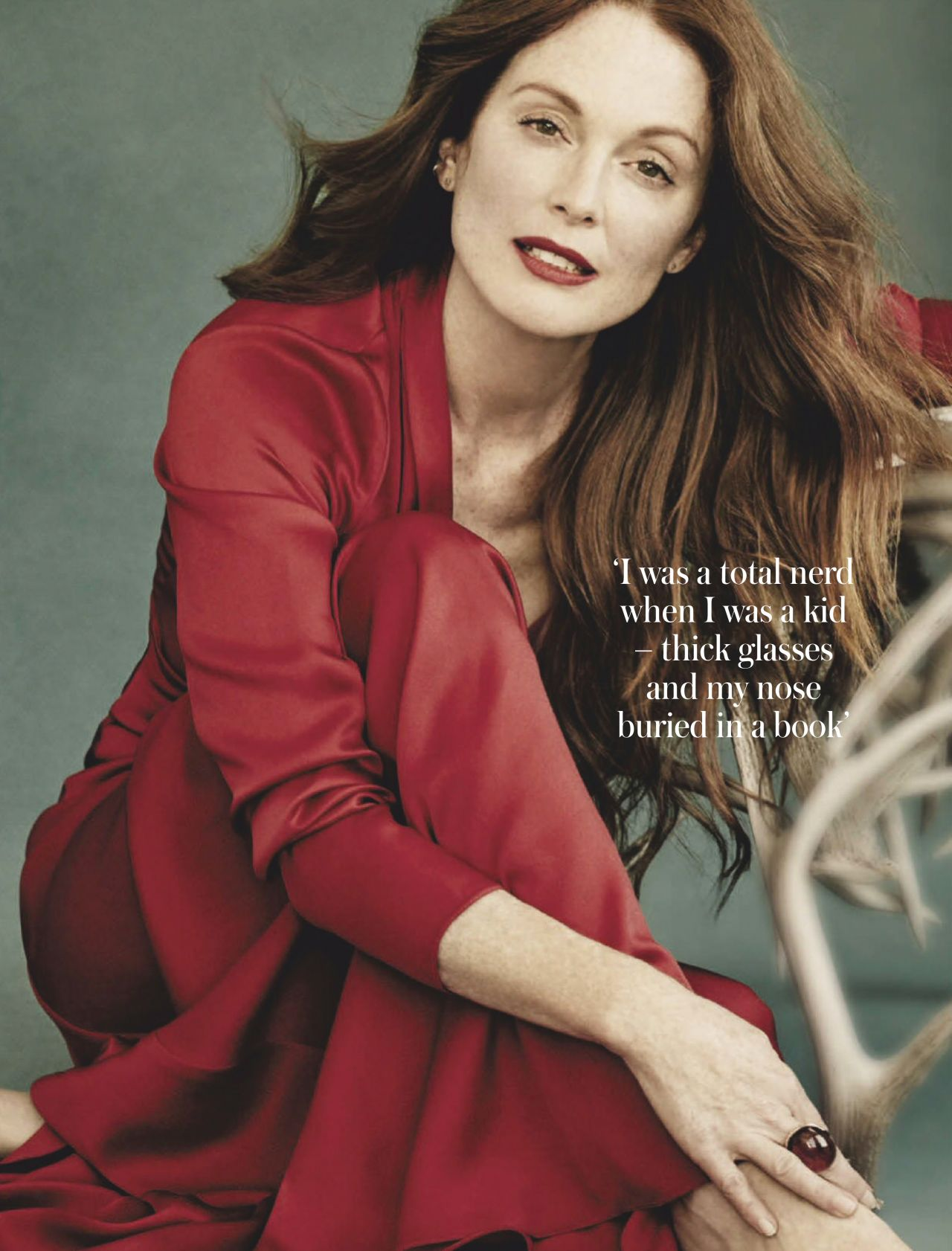 Julianne Moore Woman And Home South Africa July 2019 Issue
