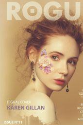 Karen Gillan - Rogue Magazine Issue No11 (2019)