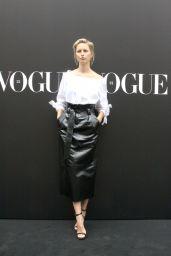 Karolina Kurkova - VOGUE LIVE, Shaping the Future of Fashion Conference in Prague 05/31/2019