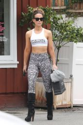 Kate Beckinsale - Leaves Retailer Malia Mills at the Brentwood Country Market 06/14/2019