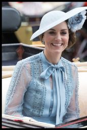Kate Middleton - Day One of Royal Ascot in Ascot 06/18/2019