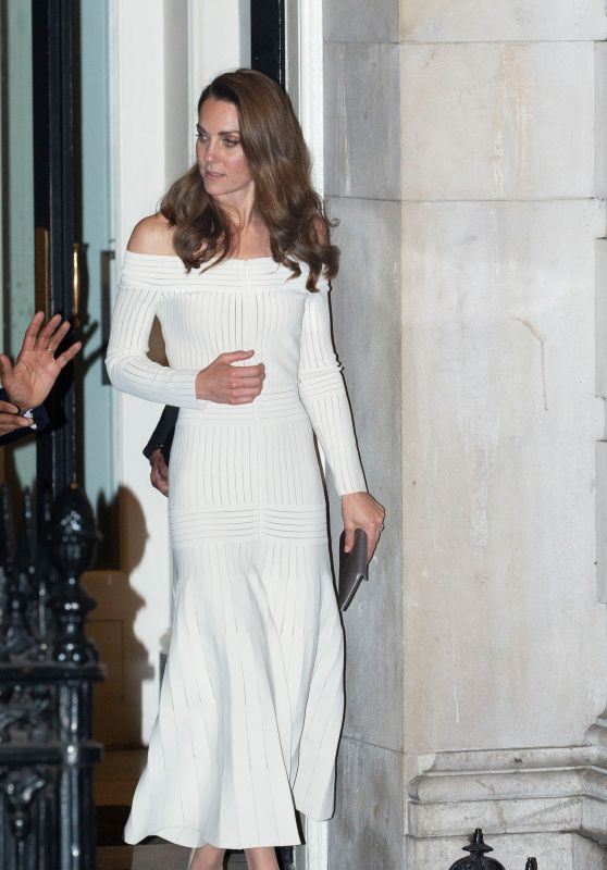 Kate Middleton - First Annual Gala Dinner in Recognition of Addiction Awareness Week in London