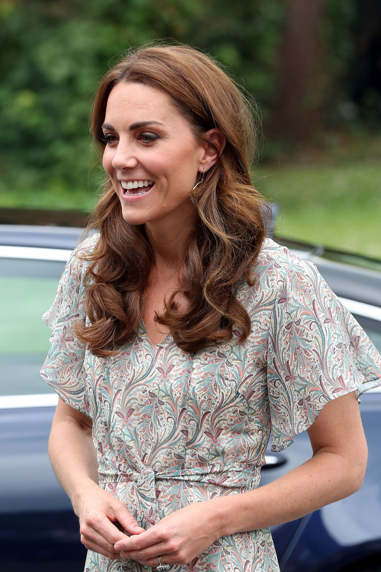 Kate Middleton Joins A Photography Workshop For Action