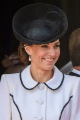 Kate Middleton - Order of the Garter Service in Windsor 06/17/2019
