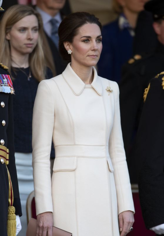 Kate Middleton - The Beating Retreat Service at Horseguards Parade in London 06/06/2019