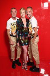 Katherine McNamara - DSquared2 Spring/Summer 2020 Men's Show in Milan