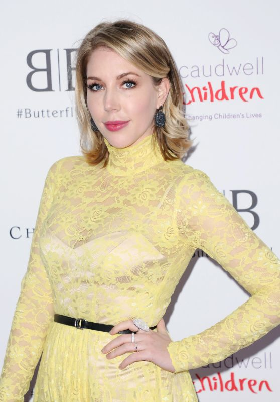 Katherine Ryan – Caudwell Children Butterfly Ball Charity Event in London 06/13/2019