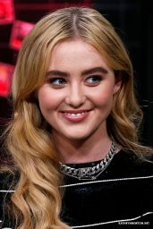 Kathryn Newton at BUILD Series in NYC, May 2019