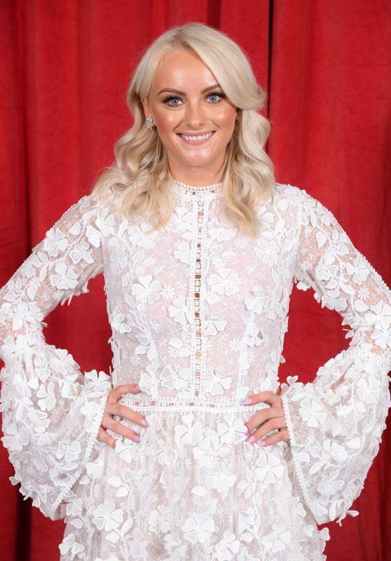 Katie McGlynn – British Soap Awards 2019