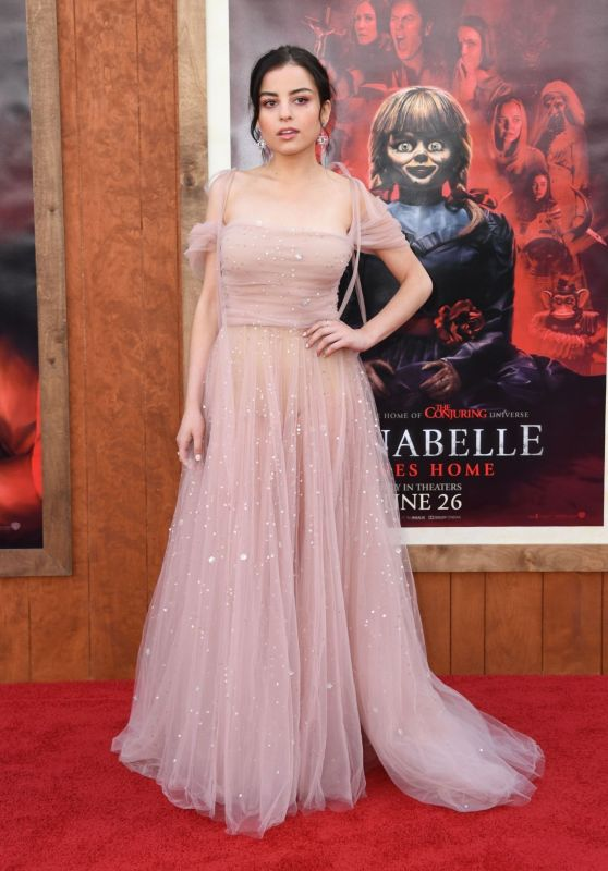 "Katie Sarife – ""Annabelle Comes Home"" Premiere in Westwood"