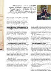 Kaya Scodelario - ELLE Magazine Italy June 2019 Issue
