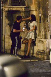 Kendall Jenner at Pierluigi in Rome 06/05/2019