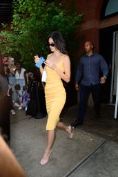Kendall Jenner - Leaving Her Hotel in NYC 06/17/2019