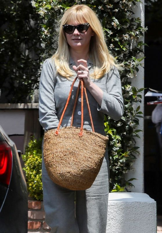 Kirsten Dunst - Out in West Hollywood 06/07/2019