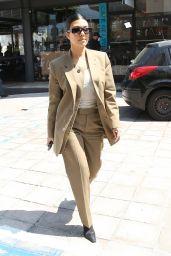 Kourtney Kardashian at Cafe Gratitude in Los Angeles 06/05/2019