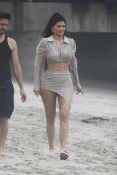 Kylie Jenner - Beach Photoshoot in Malibu 06/05/2019