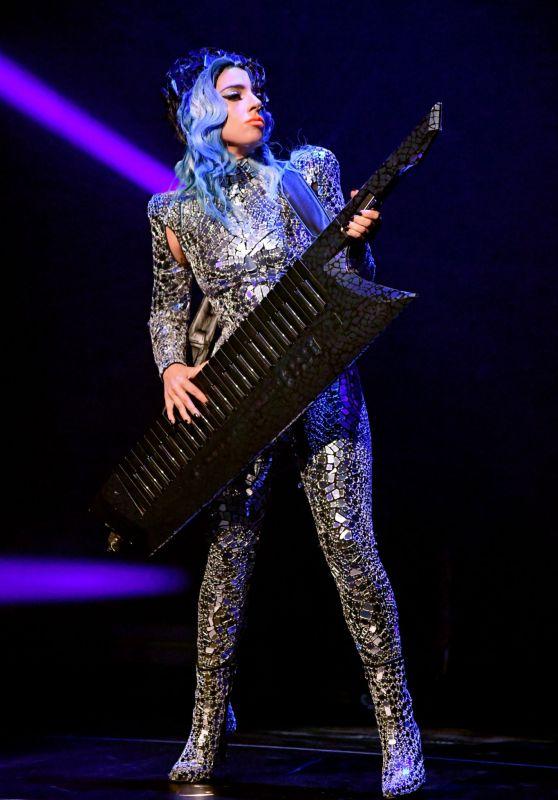 Lady Gaga - SiriusXM + Pandora Present Lady Gaga in NYC 06/24/2019