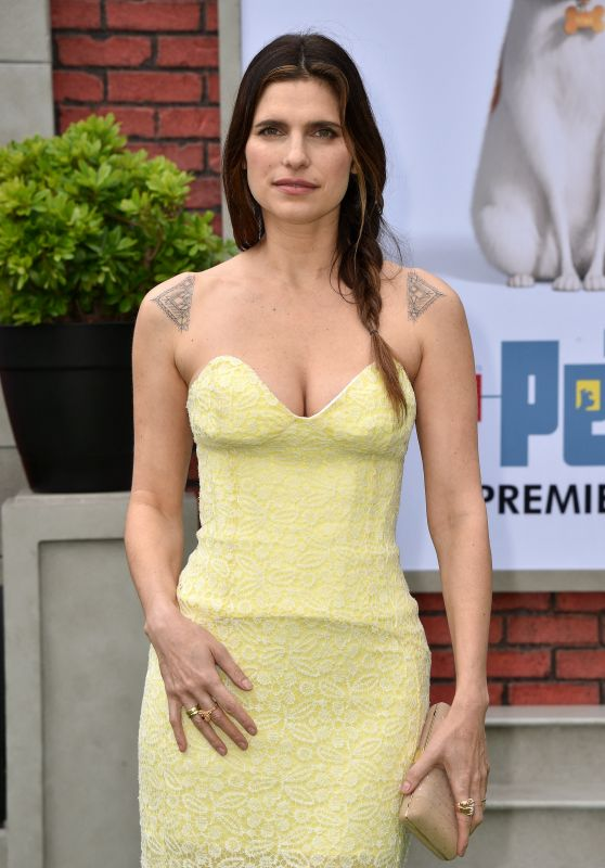 "Lake Bell – ""The Secret Lives of Pets 2"" Premiere in Westwood"