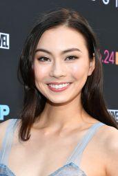 """Lauren Tsai – """"LEGION"""" Season 3 Premiere in LA"""