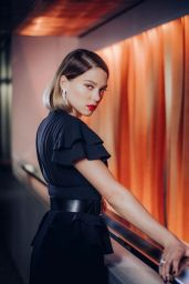 Léa Seydoux - Vanity Fair Quotiden Portraits for 2019 Cannes Film Festival