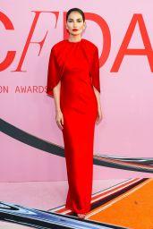 Lily Aldridge – 2019 CFDA Fashion Awards in NYC