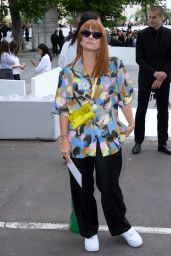 Lily Allen - Dior Homme Menswear Spring Summer 2020 Show in Paris