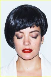 Lily Allen - Stylist Magazine UK June 2019