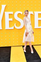 "Lily James - ""Yesterday"" Premiere in London"