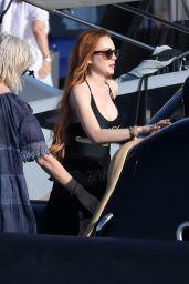 Lindsay Lohan - Mykonos 06/17/2019