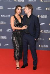 Lindsey Morgan – 2019 Monte Carlo TV Festival Opening Ceremony