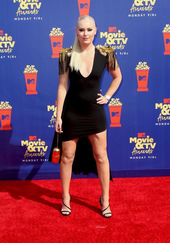 Lindsey Vonn – 2019 MTV Movie & TV Awards in LA