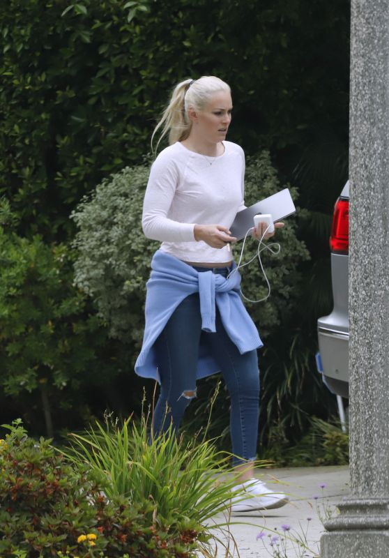 Lindsey Vonn - Out in Los Angeles 06/17/2019