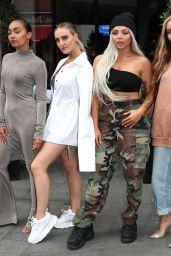 Little Mix - Global Radio Studios in London 06/14/2019