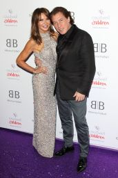 Lizzie Cundy – Caudwell Children Butterfly Ball Charity Event in London 06/13/2019
