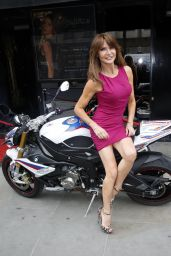 Lizzie Cundy - Eddie Kidd OBE 60th Birthday at Stringfellows in London