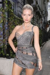 Lottie Moss - Launch of Montblanc