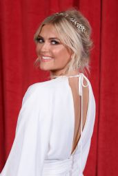 Lucy Fallon – British Soap Awards 2019