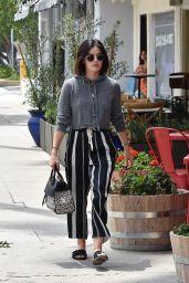 Lucy Hale - Running Errands in Studio City 06/25/2019