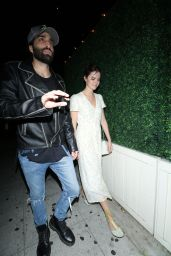 Maia Mitchell - Delilah Nightclub in West Hollywood 06/16/2019