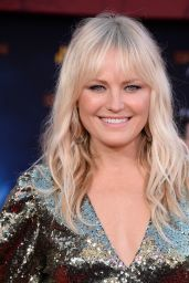 """Malin Akerman – """"Spider-Man: Far From Home"""" Red Carpet in Hollywood"""