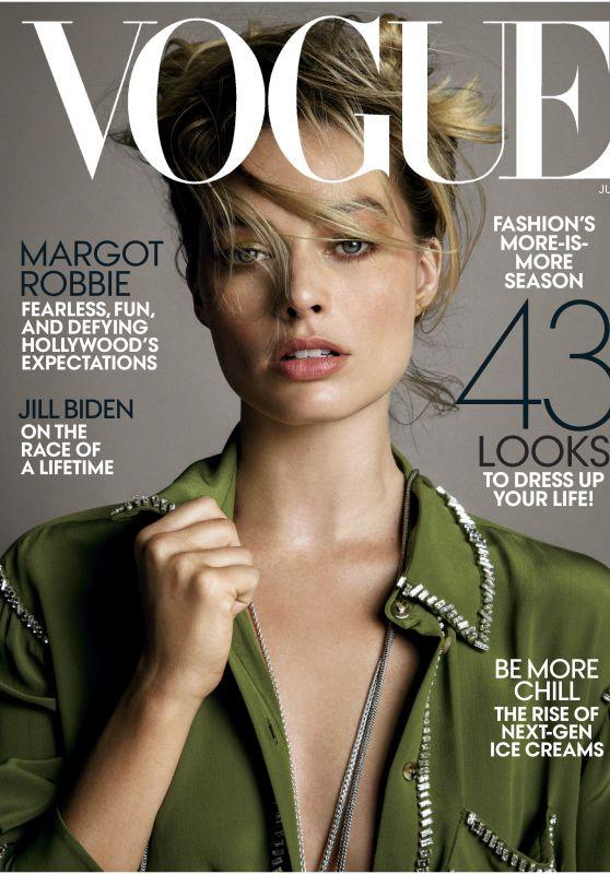 Margot Robbie – Vogue Magazine July 2019 Issue