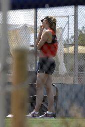 Maria Sharapova - Arrives to Training in Mallorca 06/08/2019
