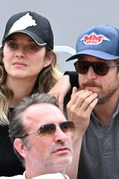 Marion Cotillard - 2019 French Tennis Open at Roland Garros in Paris 060/09/2019