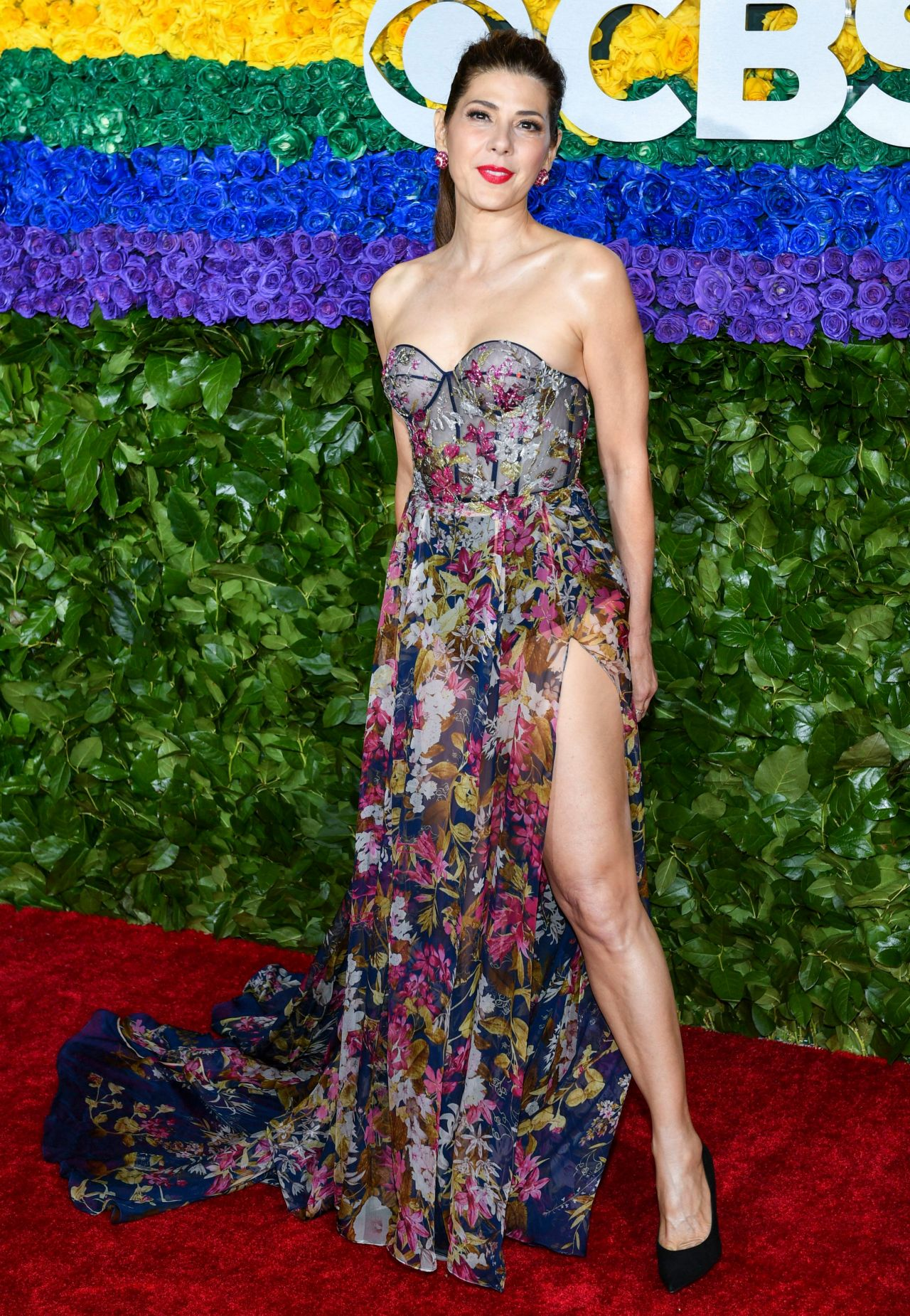 Marisa Tomei – 2019 Tony Awards in New York