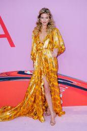 Martha Hunt – 2019 CFDA Fashion Awards in NYC