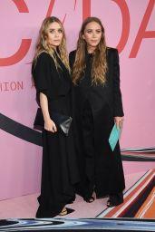 Mary-Kate Olsen and Ashley Olsen – 2019 CFDA Fashion Awards in NYC
