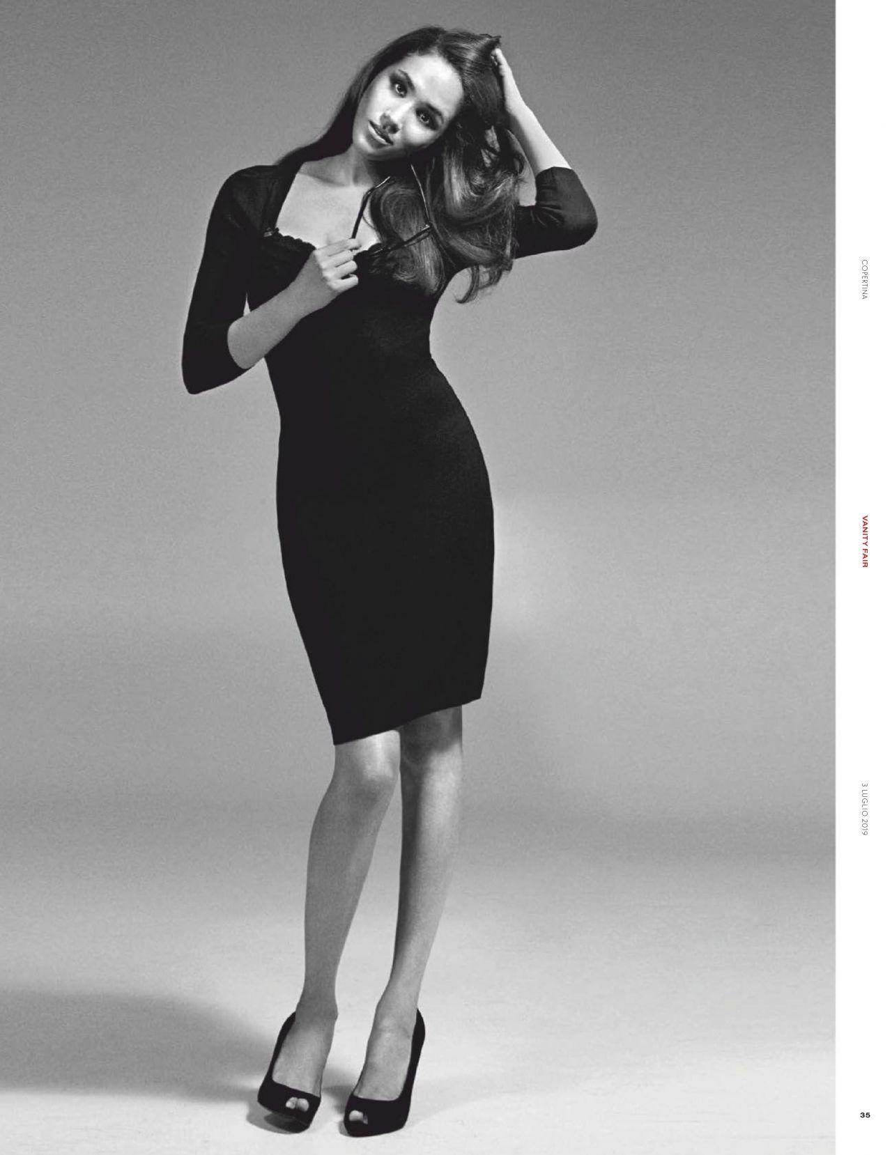 Meghan Markle Vanity Fair Magazine Italy 07 03 2019 Celebmafia