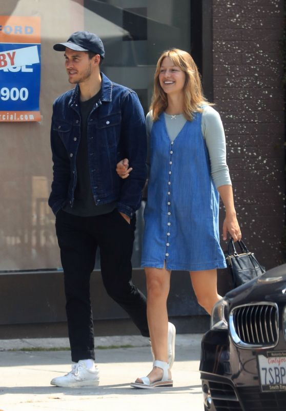 Melissa Benoist - Out in West Hollywood 06/03/2019